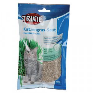 Bio kattegræs refill 100g