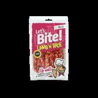 Brit Lets Bite Lamb'n'Rice 105 g