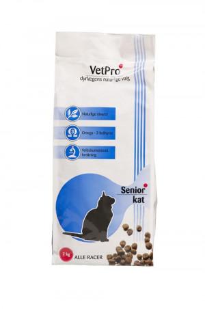 VetPro Senior Kattefoder