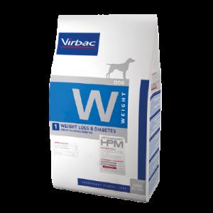 Virbac Dog W1 - Weight Loss & Diabetes