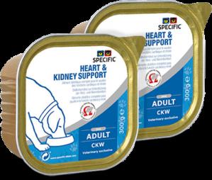 Specific CKW Heart & Kidney Support 300 g. vådfoder til hunde