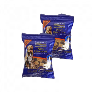 Fish4Dogs Sea Biscuits Tiddlers 100g