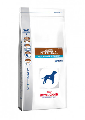 Royal Canin Gastro Intestinal Moderate Calorie GIM23