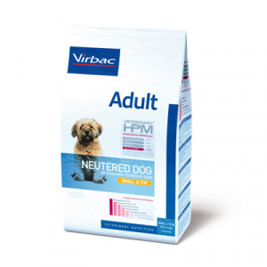 Virbac HPM Adult Dog Neutered Small & Toy