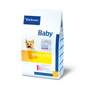 Virbac HPM Baby Dog Small & Toy