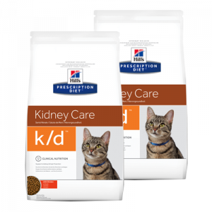 Hills Prescription Diet k/d Feline Renal Care