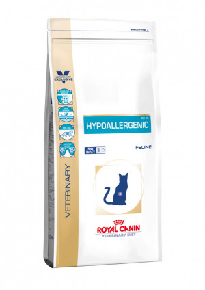 Royal Canin Hypoallergenic DR25 kat