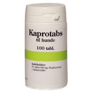 Kaprotabs tabl. 300 mg, 100 stk.