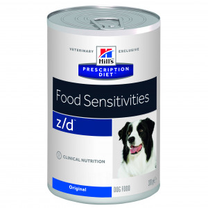 Hills Prescription Diet Canine Z/D Ultra Allergen-Free á 370 g