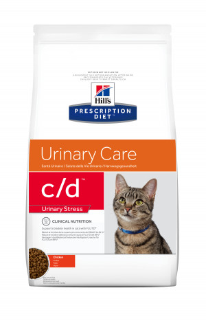 Hills Prescription Diet C/D Feline Urinary Stress