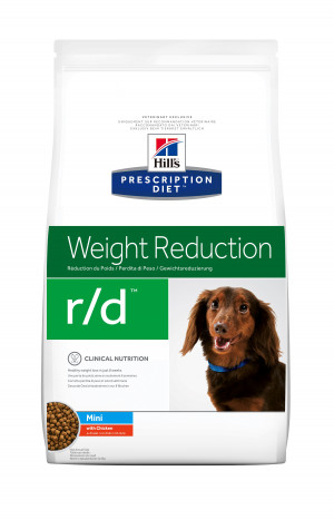 Hills Prescription Diet r/d Canine Mini Low Calorie