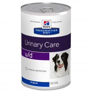 Hills Prescription Diet Canine u/d 370 gr