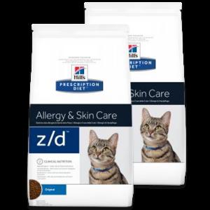 Hills Prescription Diet Feline z/d Low Allergen