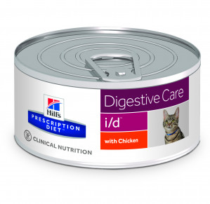Hills Prescription Diet I/D Feline vådfoder á 156 g