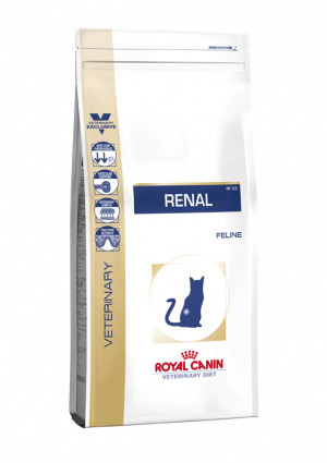 Royal Canin Renal RF23 kat, 4 kg