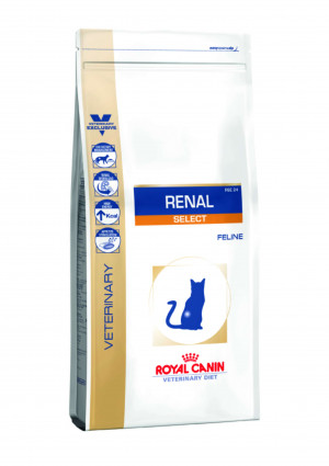 Royal Canin Renal Select RSE24 kat, 4 kg