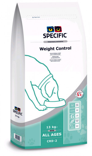 Specific CRD-2 Weight Control