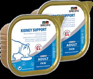 Specific FKW Kidney Support 7 x 100 g. vådfoder til katte