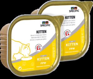 Specific FPW Kitten 100 g. vådfoder til katte