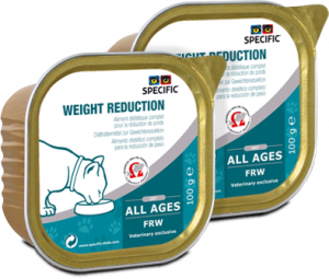 Specific FRW Weight Reduction 100 g. vådfoder til katte