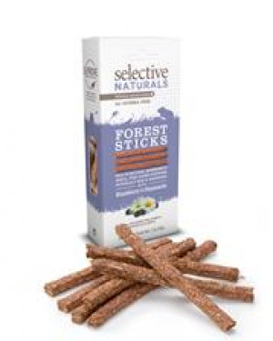 Supreme Selective Naturals Forest Sticks á 60 g