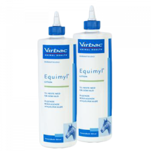Equimyl lotion til hest 500ml
