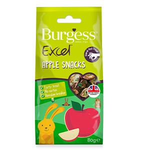 Excel Nature snack Apple 80 gr