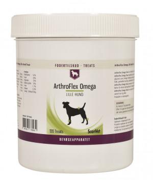 ArthroFlex Omega Treats 120 stk, small dog