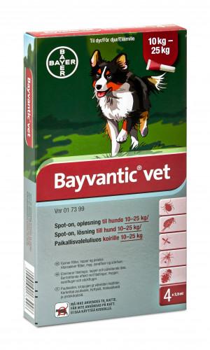 Bayvantic hund 10-25 kg