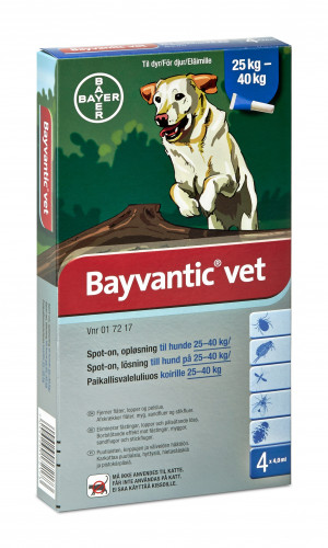 Bayvantic hund 25-40 kg
