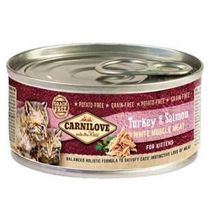 Carnilove Kat Vådfoder, Kylling & Laks