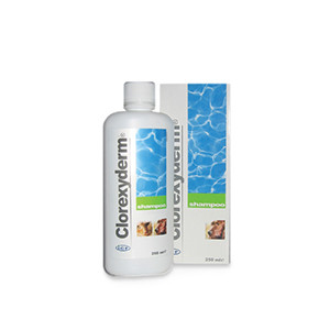Clorexyderm shampoo 250ml
