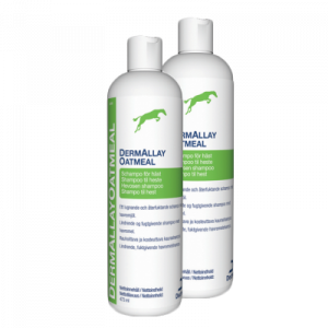 DermAllay Oatmeal Shampoo 473 ml