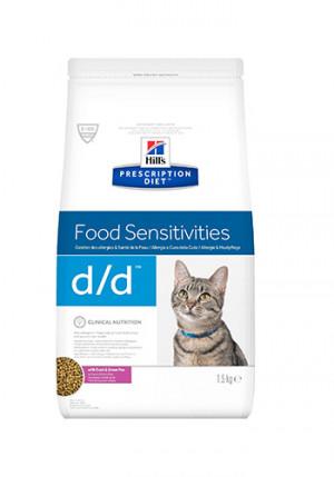 Hill's Prescription Diet Feline d/d Venison & Green Pea