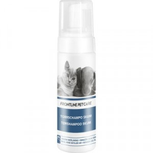 Frontline Tørshampoo skum, 150 ml