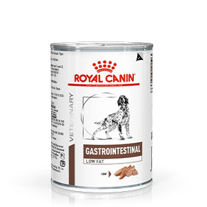 Royal Canin Gastro Intestinal Low Fat á 410 g