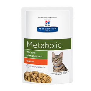 Hills Feline Metabolic Advanced Weight Solution á 85 g