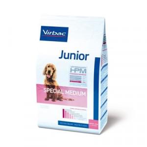 Lagersalg -Virbac HPM Junior Dog Special Medium