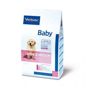 Virbac HPM Baby Dog Special Large & Medium