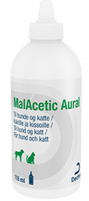 MalAcetic Aural ørerens 118 ml