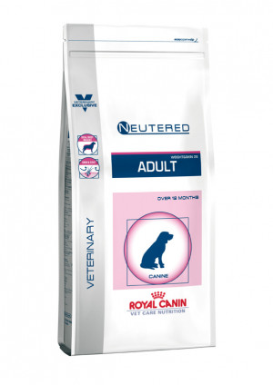 Royal Canin Neutered Medium Dog W&S 28