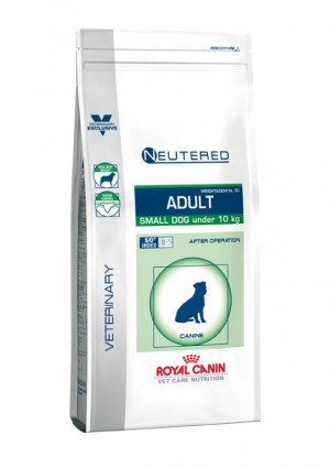 Royal Canin Neutered Adult Small Dog