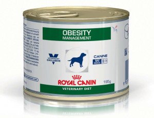 Royal Canin Obesity hund á 195 g