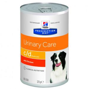 Hills Prescription Diet C/D canine dåser á 370 g