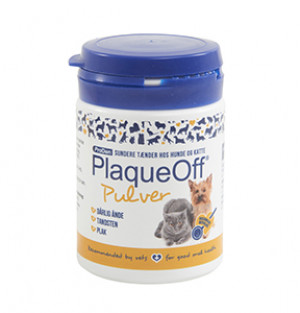 PlaqueOff Pulver hund og kat