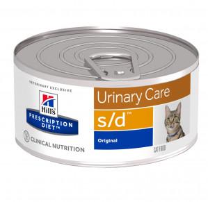 Hills Prescription Diet Feline S/D á 156 g