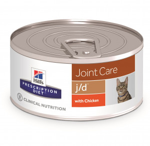 Hills Prescription Diet J/D Feline à 156 g