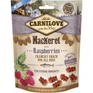 Carnilove Dog Chrunchy Snack Mackerel