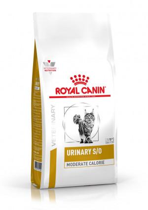 Royal Canin Urinary S/O UMC 34 Moderate Calorie Kat