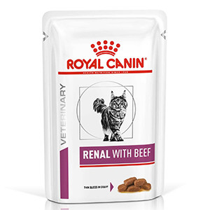 Royal Canin Renal With Beef Kat
